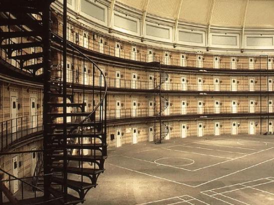 37. Holanda cierra cárceles por falta de presos