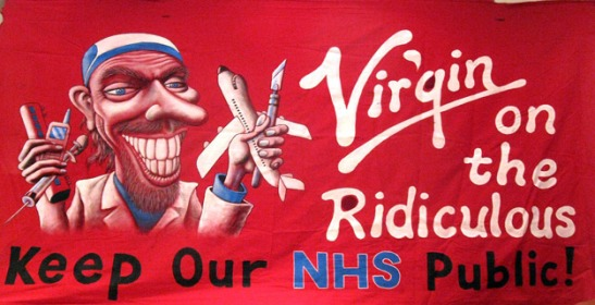 1165. Virgin must be stopped to save the NHS!