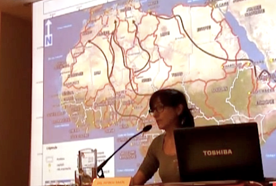 1168. Atacan en Marruecos a la activista española Helena Maleno y a varias mujeres subsaharianas