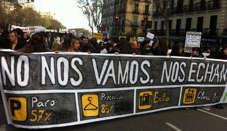 1169. España perdió un millón de jóvenes en los dos últimos años, según datos del INE