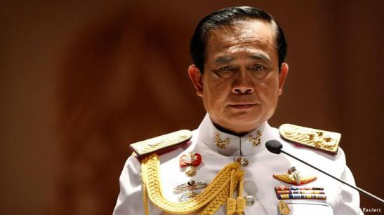 1175. Thai coup leader installed as prime minister