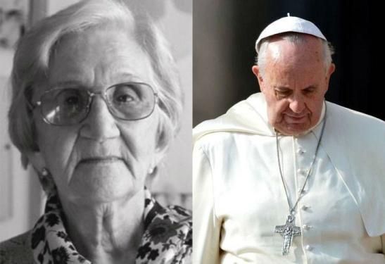 1178. La familia de la nieta 115 había denunciado a Francisco por complicidad con la dictadura