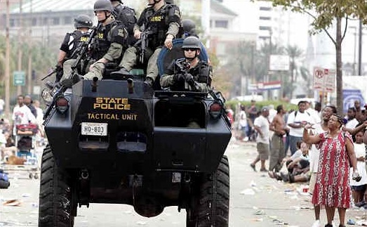 1182. Overkill - How the Pentagon Militarized the US Police Force