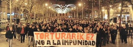 1219. Euskadi investiga medio siglo de torturas