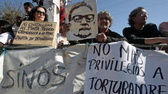 1228. Bachelet anulará la Ley de Amnistía aprobada por Pinochet