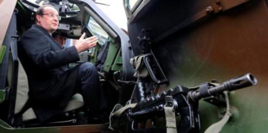 1232. Mali, Centrafrique, Irak - François Hollande, le président qui aime faire la guerre
