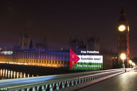 1246. UK Parliament Will Vote To Recognize The State Of Palestine