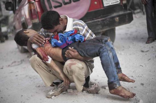 1268. U.S. Not Following Heightened Standards on Preventing Civilian Deaths for Syria-Iraq Strikes