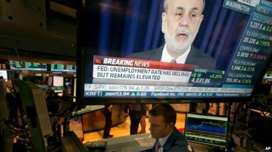 1278. Filtran acuerdos dudosos de la Reserva Federal con Wall Street
