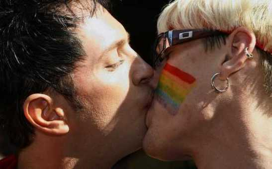 1284. Ex-Soviet nation Estonia OKs gay unions