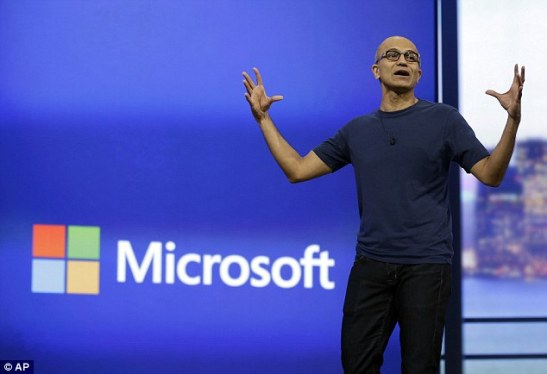 1285. Microsoft CEO infuriates women by suggesting they shouldn't ask for pay raises