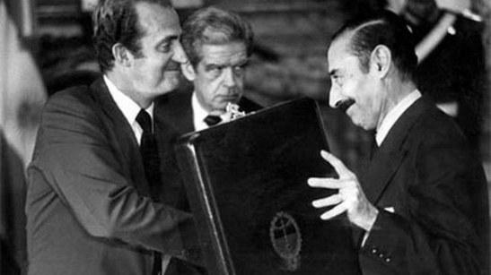 1305. España financió a la dictadura de Videla