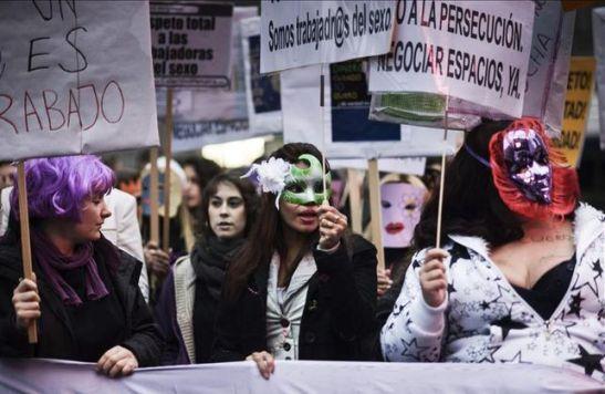 1309. Prostitución - contabiliza en el PIB pero no se considera trabajo