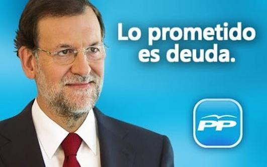 1323. Rajoy cumple lo que promete - Gallardón fuera, Bárcenas saldrá de la cárcel y su esposa e hijo, libres