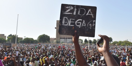 BURKINA-CRISIS-OPPOSITION-DEMO