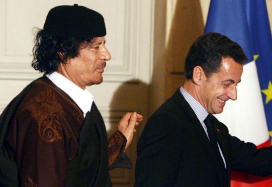 1358. Sarkozy-Kadhafi - la vérité qu'ils veulent étouffer