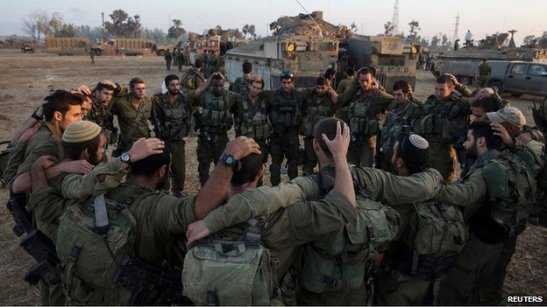 1386. Israeli soldiers told to 'cleanse' Gaza