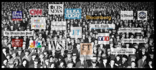 1388. Propaganda Has Triumphed over Journalism, and the Consequences Are Enormous