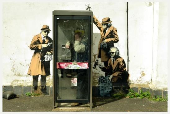 1389. Consideran legales programas de vigilancia de inteligencia británica