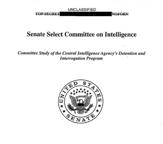 1405. 12 salvajadas de la CIA en el informe sobre torturas