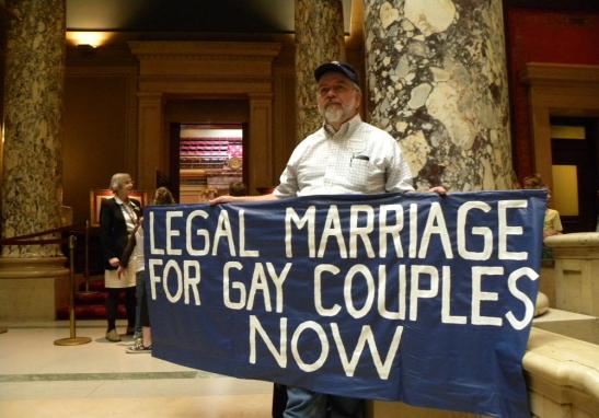 1427. Victory! Supreme Court Allows Gay Marriage in Florida Starting January