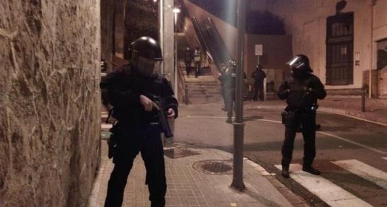 1433. Operación de la Audiencia Nacional y los Mossos contra el movimiento libertario