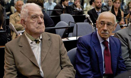 1437. Falla Argentina sexta condena contra ex dictador Bignone
