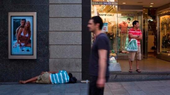 1445. Eurostat - Uno de cada cuatro europeos se encuentra en riesgo de exclusión social