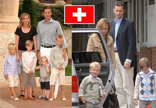 1462. Cristina & Urdangarin - negocios por todo el mundo pero cuentas en Suiza