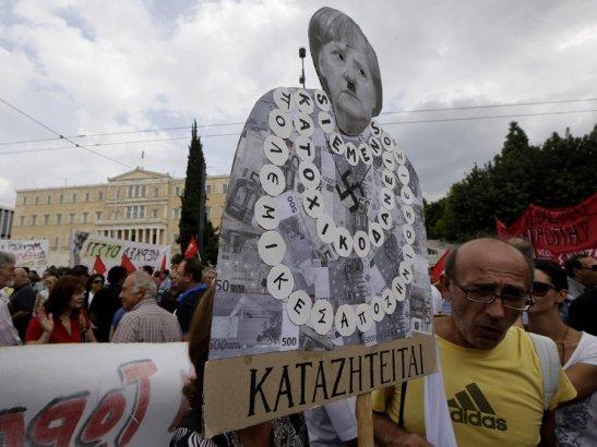 1466. Alemania se plantea una salida de Grecia del euro si Syriza gana las elecciones