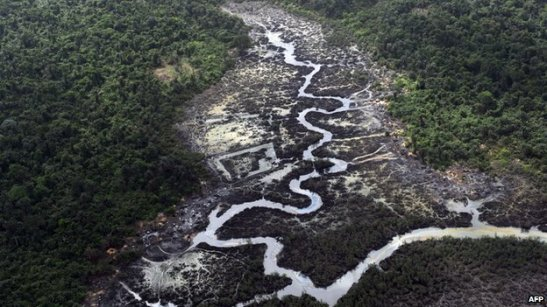 1475 Nigeria - Long-awaited victory as Shell finally pays out £55 million over Niger Delta oil spills