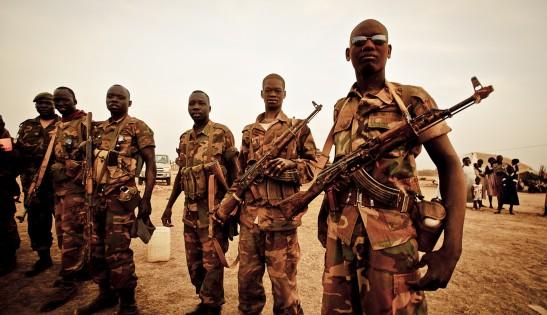 1477. La guerra civil de Sudán del Sur se cobra otras seis víctimas civiles