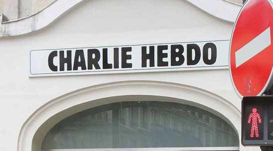 1484. Ça faisait longtemps que Charlie Hebdo ne faisait plus rire, aujourd'hui il fait pleurer
