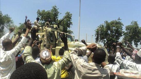1493. Cientos de muertos en Nigeria tras una nueva masacre de Boko Haram