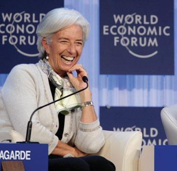 1518. Lo declarado y lo real - la verdad sobre Davos 2015 bajo lupa en una infografía