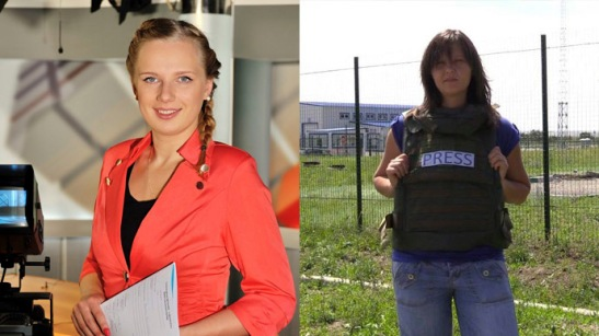 1520. Ukraine intelligence detain Russian journalists in Kiev, deny entry for 5 years