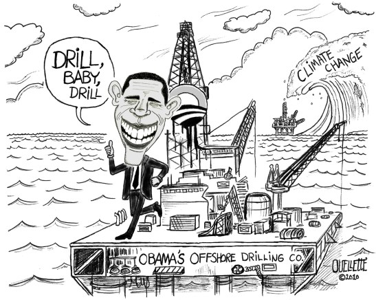 1532. Obama Admin. Announces Plans to Open Atlantic & Arctic to Offshore Drilling