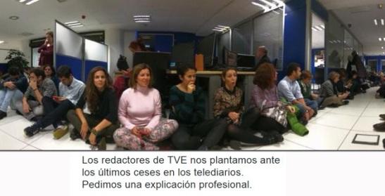 1537. Las diez peores prácticas periodísticas de TVE en el año 2014