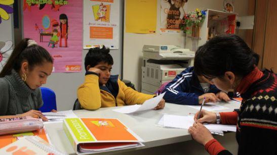 1557. La discriminación a la comunidad gitana en las aulas se intensifica con la crisis