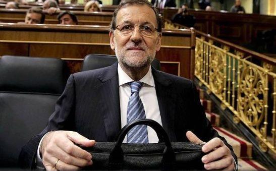 1560. Rajoy ocultó al Congreso parte de su sueldo del PP - declaró 98.225 € y cobró 181.098
