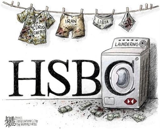 1565. HSBC, histoire d'eau et d'opium