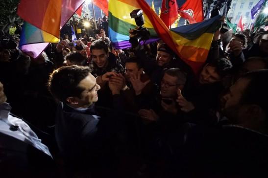 1574. Grecia dará reconocimiento legal a las uniones entre personas del mismo sexo