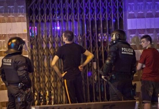 1578. Condemna mínima pel neonazi que va apallissar un migrant durant la celebració de l'Eurocopa