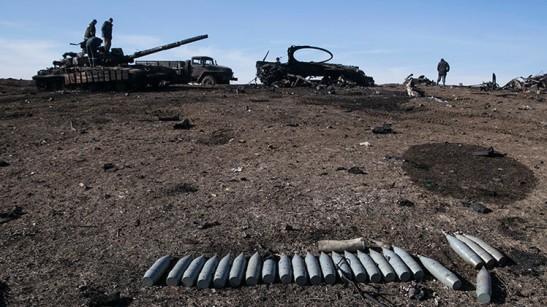 1596. 'Hackers' revelan supuestos planes de EE.UU. para suministrar armas letales a Kiev