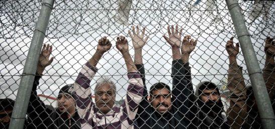 1600. Grecia empieza a liberar a los inmigrantes retenidos