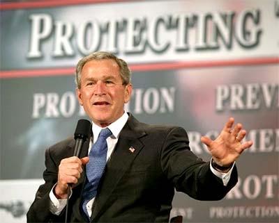 1615. Venezuelan President Bans Visas for George W. Bush, Dick Cheney, Calls them 'Terrorists'