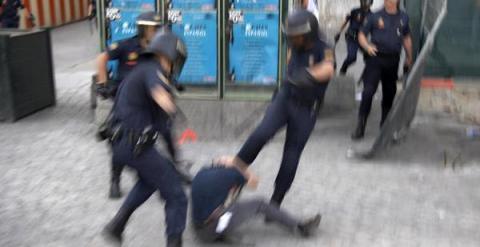 1631. España ha vivido desde 2004 más de 6.600 casos de tortura o malos tratos policiales