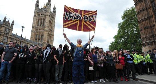 1644. London to Host National Demonstration Against Racism, Fascism
