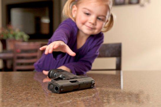 1696. New Alabama Law Will Allow Children To Have Handguns