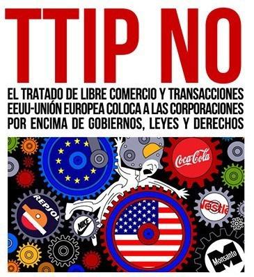 1710. TTIP - Silencio de vergüenza de los 'grandes' medios